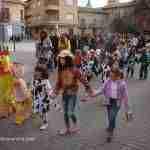 Mayores y pequeños se divierten en los actos carnavaleros de Quintanar 6