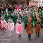 Mayores y pequeños se divierten en los actos carnavaleros de Quintanar 7