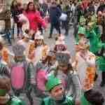 Mayores y pequeños se divierten en los actos carnavaleros de Quintanar 8