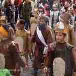 Mayores y pequeños se divierten en los actos carnavaleros de Quintanar 9