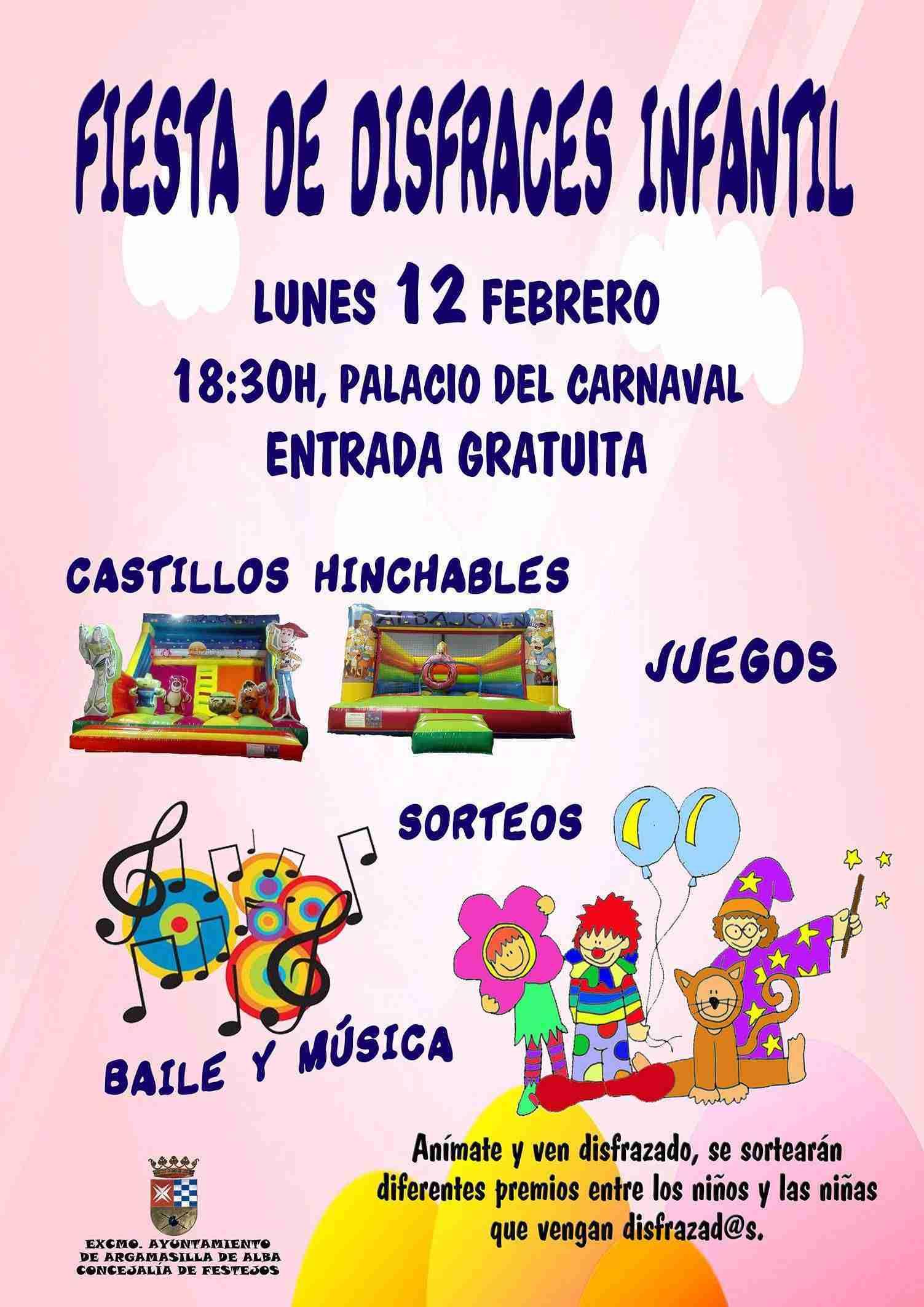 Programación Carnaval 2018 de Argamasilla de Alba 13