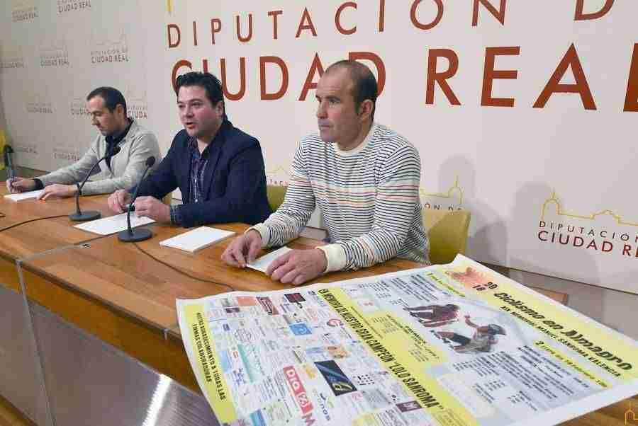 """Ciudad Real apoya la organización del XIX Memorial """"Manuel Sanroma"""" 1"""