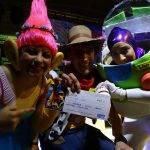 Torralba de Calatrava pone el broche de oro a un carnaval de altura 4