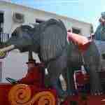 La magia de Harúspices consigue el primer premio del desfile de Carnaval de Almagro 5
