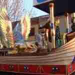 XXXVI Desfile de comparsas y carrozas del Carnaval de Bolaños 1