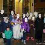 La máscara carnavalera vuelve a resurgir por las calles de Quintanar 1