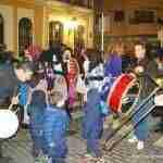 La máscara carnavalera vuelve a resurgir por las calles de Quintanar 12