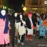 La máscara carnavalera vuelve a resurgir por las calles de Quintanar 13