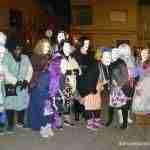 La máscara carnavalera vuelve a resurgir por las calles de Quintanar 4