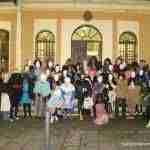 La máscara carnavalera vuelve a resurgir por las calles de Quintanar 5