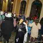 La máscara carnavalera vuelve a resurgir por las calles de Quintanar 8