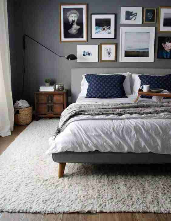 alfombra en el dormitorio IV