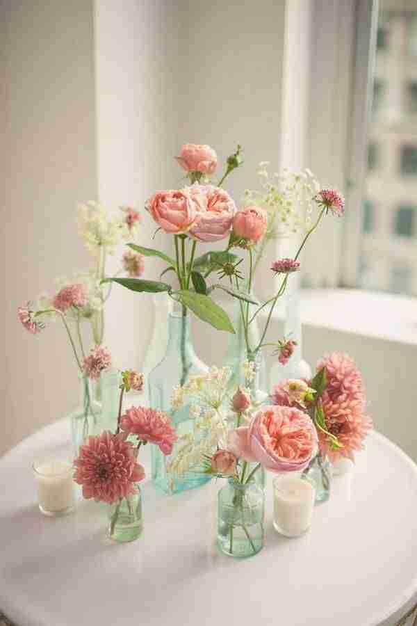 decorar con flores II