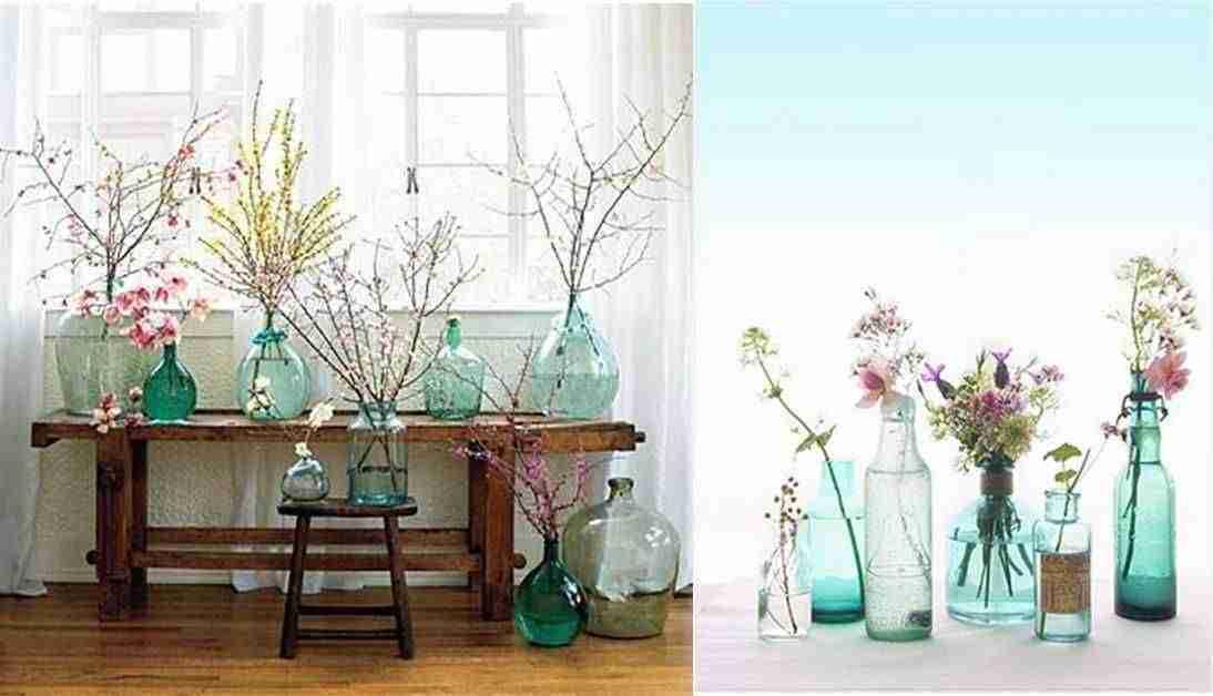 decorar con flores IX
