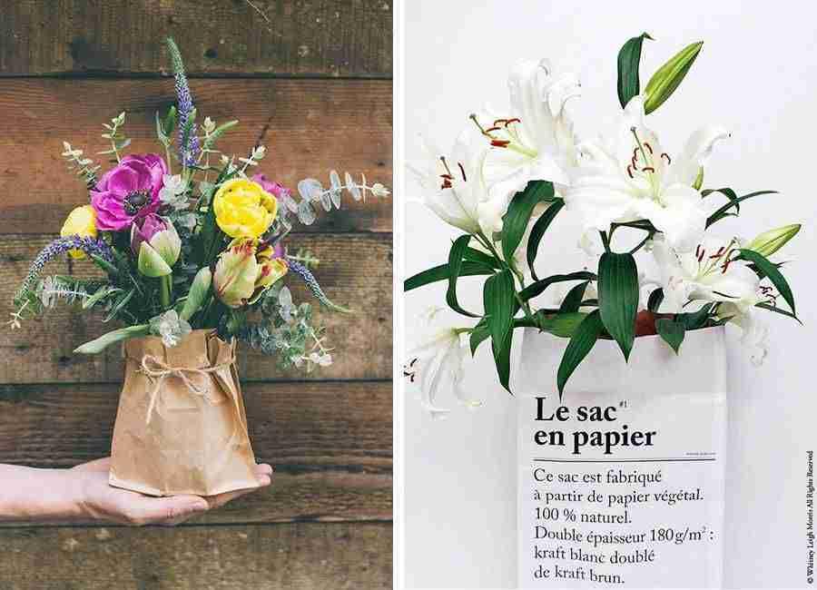 decorar con flores VIII