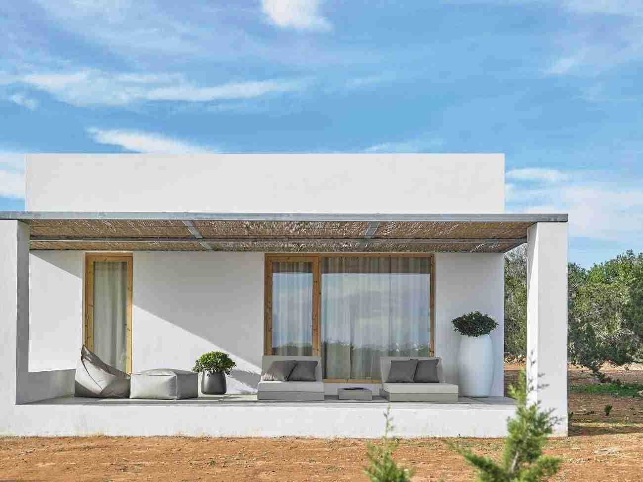 Cama de diseño Chill para un descanso a la Mediterránea 10