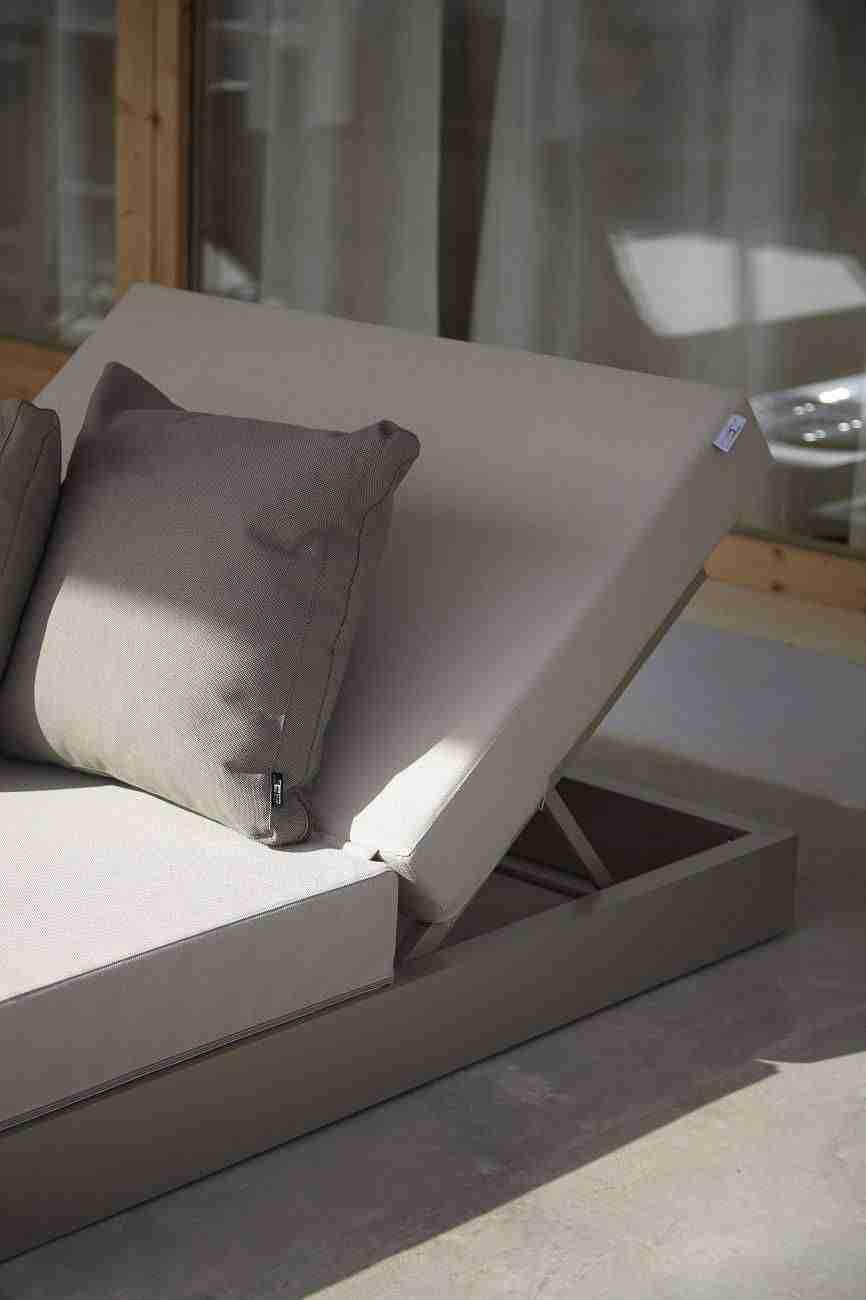 Cama de diseño Chill para un descanso a la Mediterránea 12