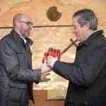Federico Mayor Zaragoza visita el IES Vicente Cano de Argamasilla de Alba 3