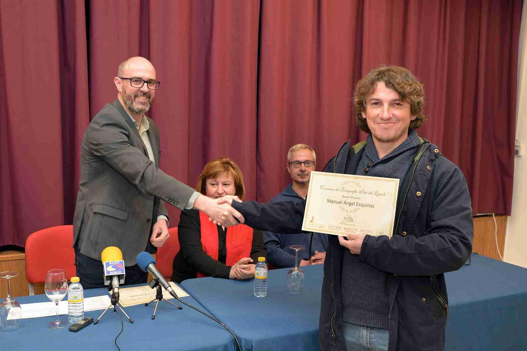 Entregados los premios del I Certamen Fotográfico 'País del Quijote' 3