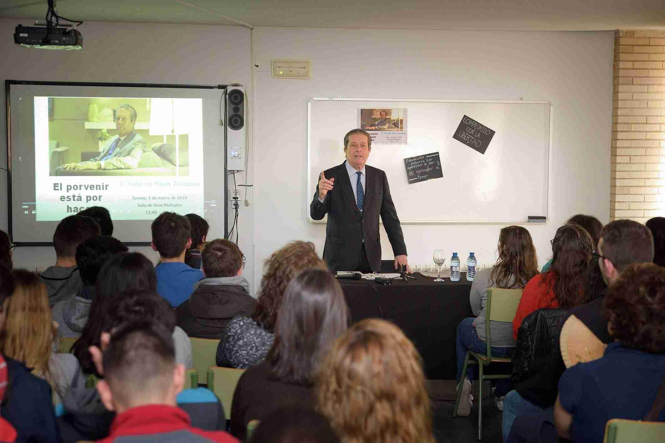 20180302_Visita IES_Federico Mayor Zaragoza02_AdeAlba 1
