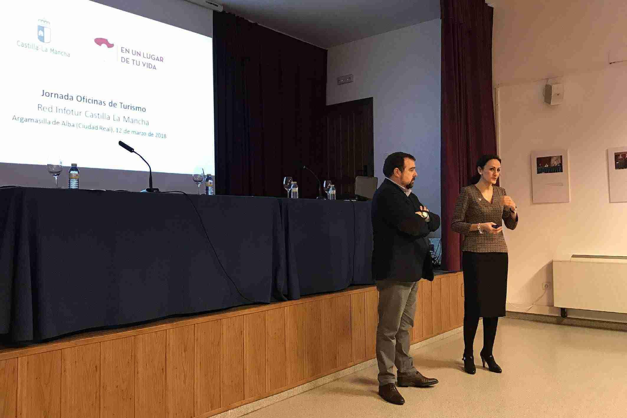 Argamasilla de Alba acoge la jornada formativa de informadores de turismo de Ciudad Real 3