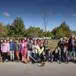 Día Forestal Mundial plantando árboles en la vía verde en Argamasilla de Alba 4