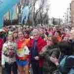 Diputada Montserrat Castro asitió a la Carrera Urbana de Ciudad Real 4