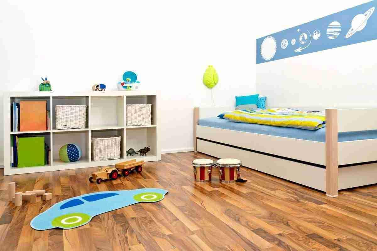 Ideas baratas para la decoración de un dormitorio infantil 1