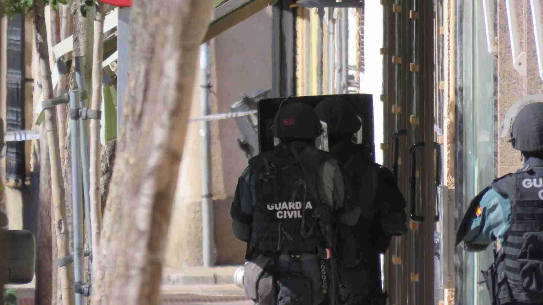 Manzanares felicita a la Guardia Civil y valora la positiva resolución por el hombre atrincherado 9