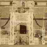 01 entrada principal a la exposicion 150x150 - La exposición agrícola de Toledo de agosto de 1909