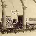 05 seccion de maquinas arados y sembradoras 150x150 - La exposición agrícola de Toledo de agosto de 1909