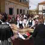 Los argamasilleros despiden la Semana de Pasión con el manteo del pelele 5