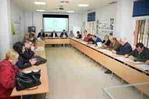 Comsermancha celebra la sesión plenaria del mes de abril en la planta de RSU 2