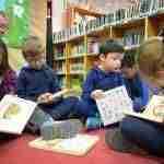 La Biblioteca Municipal Cervantes intensifica la actividad de fomento de la lectura entre los escolares 2