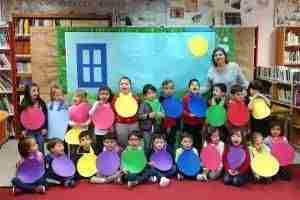 La Biblioteca Municipal Cervantes intensifica la actividad de fomento de la lectura entre los escolares 4