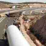 accidente a 30 elefantes 1 150x150 - Un accidente con elefantes en la Autovía A-30 en Albacete
