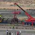 accidente a 30 elefantes 6 150x150 - Un accidente con elefantes en la Autovía A-30 en Albacete