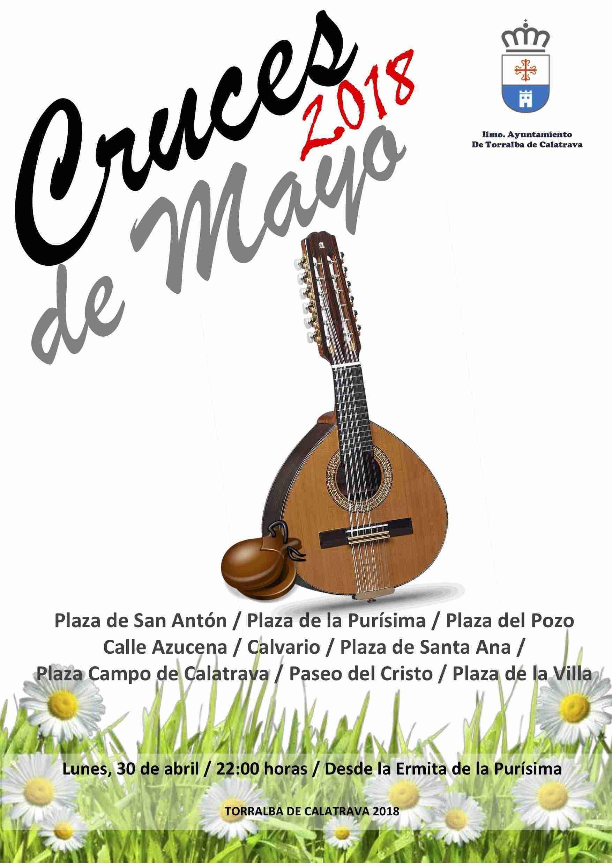 Todo listo en Torralba de Calatrava para la celebración de las Cruces de Mayo 3