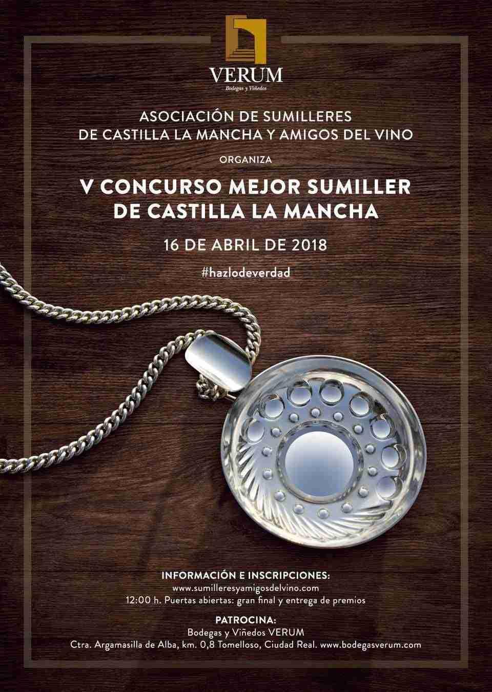 """Bodegas Verum sede del Concurso """"Mejor Sumiller"""" de Castilla-La Mancha 3"""