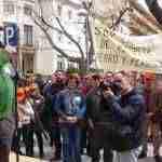 Miles de cazadores toman las calles de Castilla-La Mancha para reivindicar la caza 1
