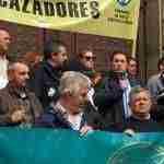 Miles de cazadores toman las calles de Castilla-La Mancha para reivindicar la caza 13