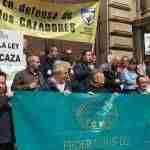 Miles de cazadores toman las calles de Castilla-La Mancha para reivindicar la caza 14