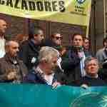 Miles de cazadores toman las calles de Castilla-La Mancha para reivindicar la caza 7
