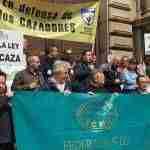 Miles de cazadores toman las calles de Castilla-La Mancha para reivindicar la caza 8