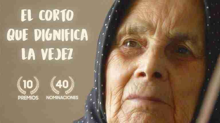 Una anciana y su vieja silla: El corto que dignifica la vejez grabado en Consuegra