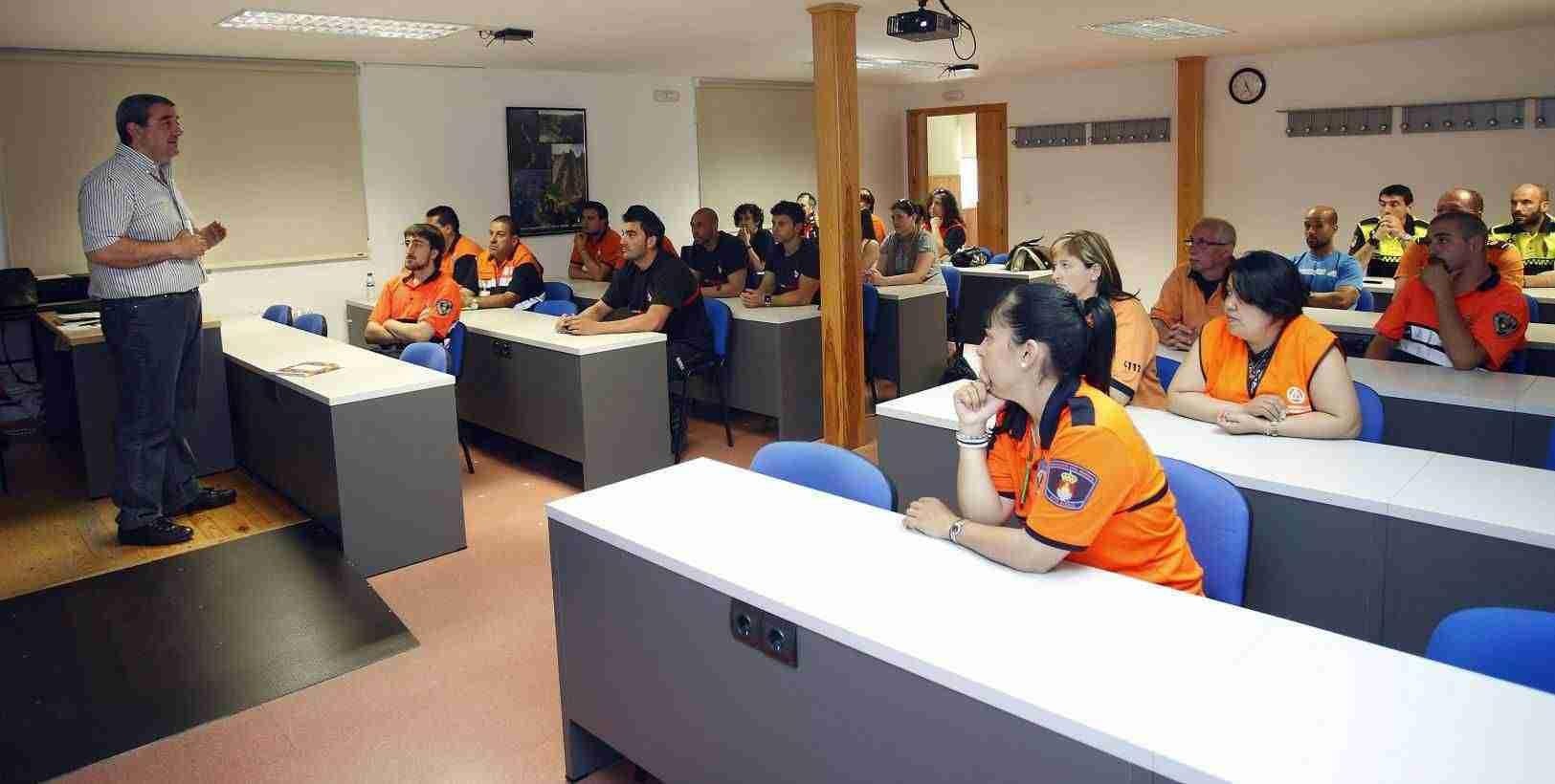 Simulacro de activación del Plan de Emergencia de la planta de CLH en Alcázar de San Juan 3
