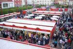 La Feria de los Sabores de Alcázar de San Juan se presenta en Madrid ante los medios 8