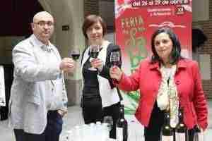 La Feria de los Sabores de Alcázar de San Juan se presenta en Madrid ante los medios 7