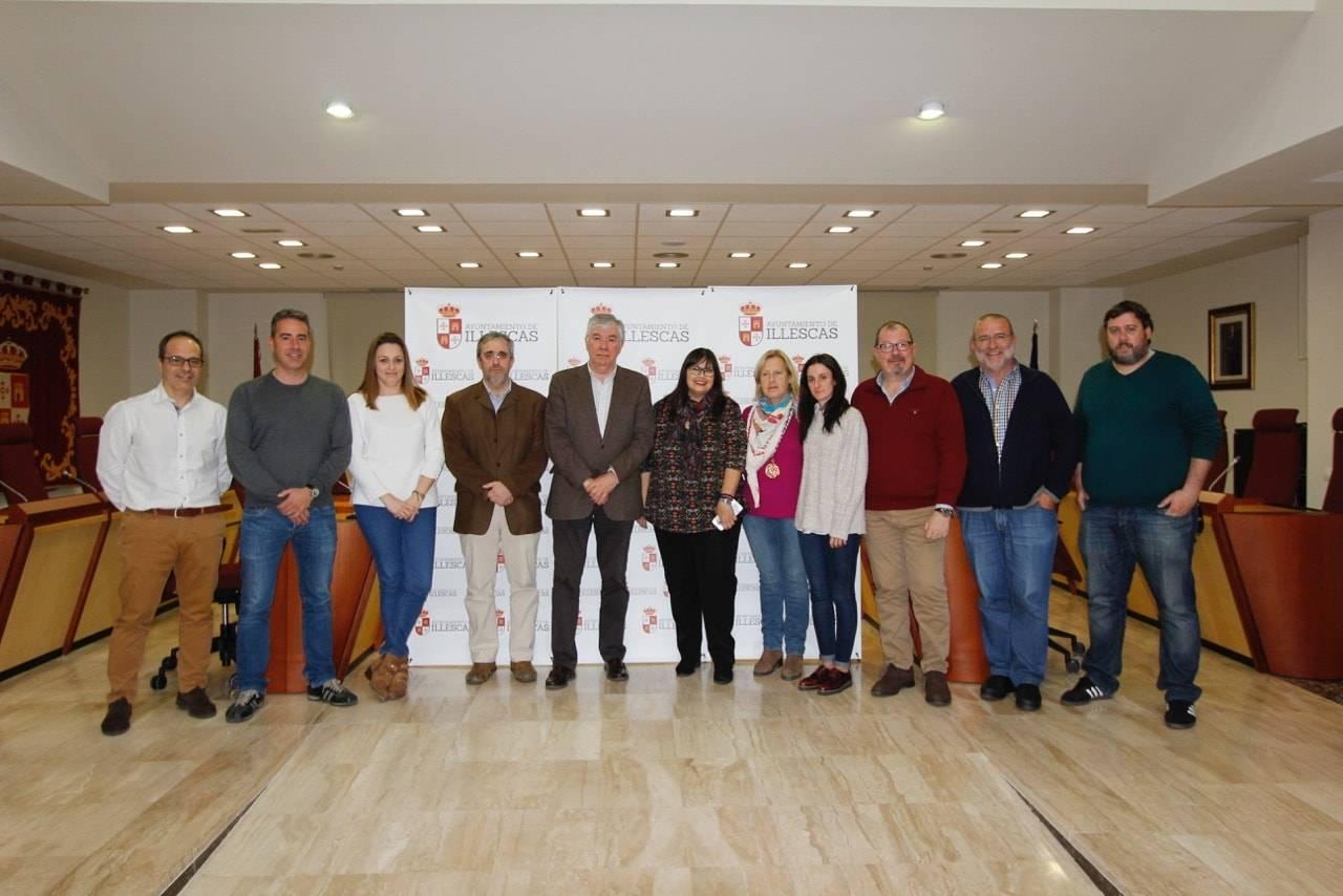 Firmados los convenios en Illescas a favor de entidades sociales, deportivas y educativas 6