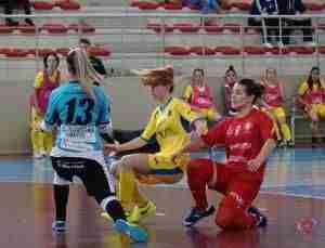 El Almagro supera al Martos y acaricia el título de liga 1